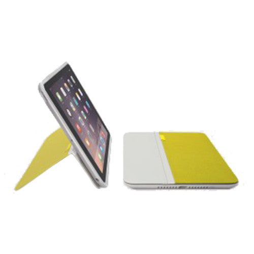Logitech AnyView Folio with Any Angle Stand Tablet Cover for iPad Air 2 Yellow