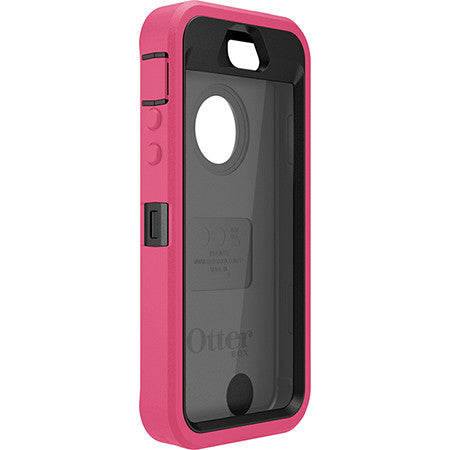 OtterBox Defender Series for IPhone 5/5S Raspberry