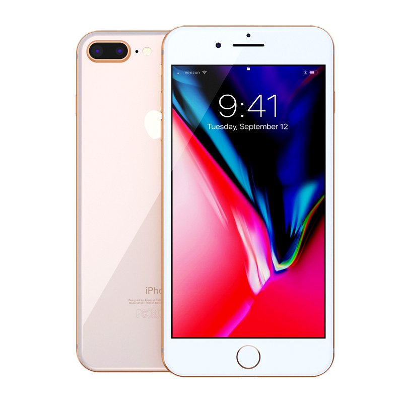 Image result for Apple iPhone 8 (Gold, 64 GB)