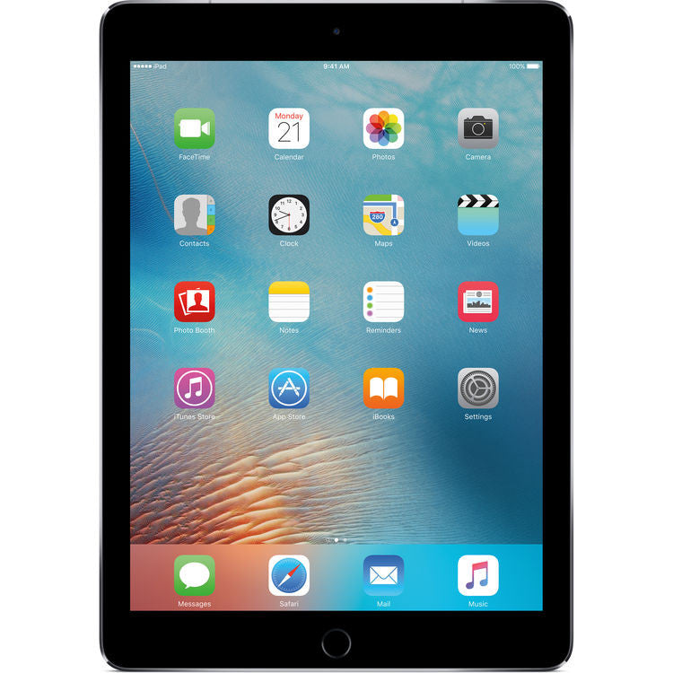 "Apple iPad Pro 9.7"" 32GB WiFi Space Gray"