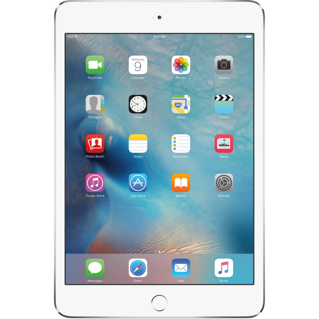 Apple iPad Mini 4 16GB 4G LTE Silver