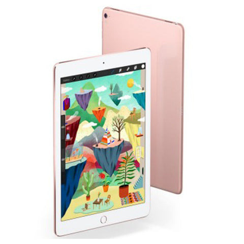 "Apple iPad Pro 9.7"" 128GB 4G LTE Rose Gold"