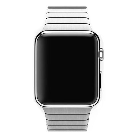 Apple Watch 42mm Stainless Steel Case Link Bracelet MJ472