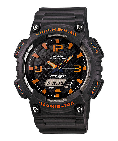 Casio Standard Solar Power AQ-S810W-8AV Watch (New with Tags)