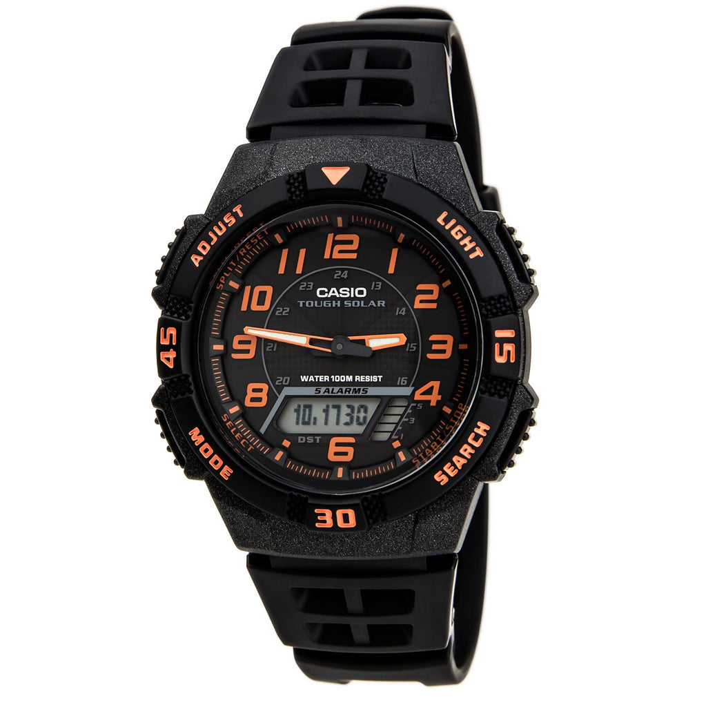 Casio Standard Digital-Analog AQS800W-1B2 Watch (New With Tags)