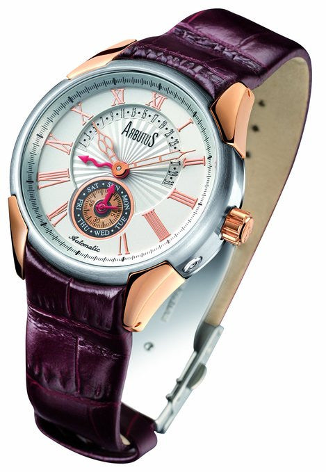 Arbutus Love Peter Automatic Mechanical AR0085RWFA Watch (New with tags)