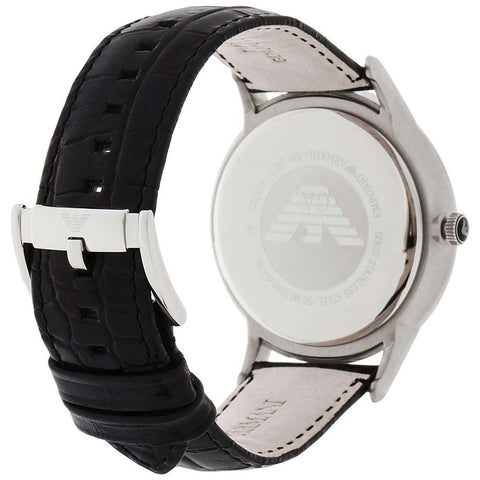 Emporio Armani Classic Leather AR2411 Watch (New with Tags)