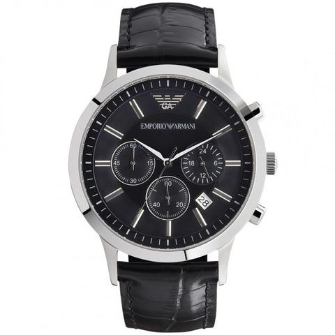Emporio Armani Classic Chronograph AR2447 Watch (New with Tags)