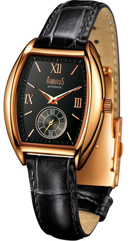 Arbutus Classic Automatic AR402RBB Watch (New with Tags)