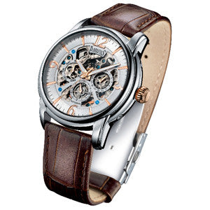 Arbutus Skeleton Automatic AR408SWF Watch (New with Tags)