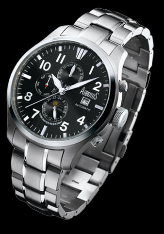 Arbutus New York Wall Street AR410SBS Watch (New with Tags)