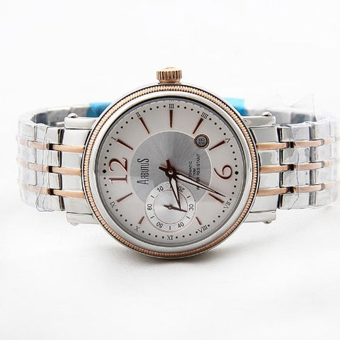 Arbutus Love Peter Classic Mechanical AR503TRWS Watch (New with Tags)
