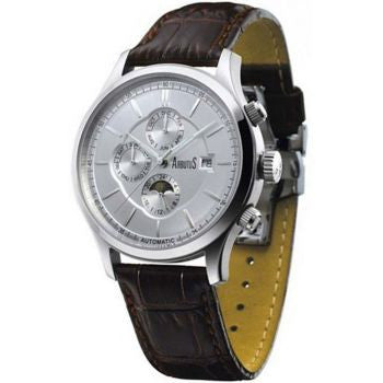 Arbutus Love Peter Classic Automatic Mechanical AR504SWF Watch (New with Tags)