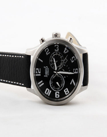 Arbutus Automatic AR505SBB Watch (New with Tags)