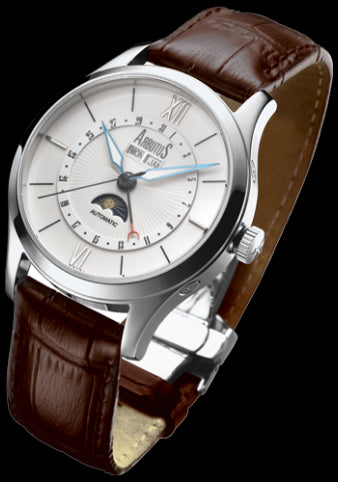 Arbutus New York Madison Ave Automatic AR511SWF Watch (New with Tags)