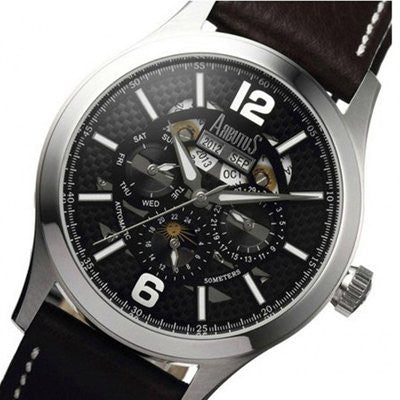 Arbutus Love Peter Sport Mechanical AR513SBF Watch (New with Tags)