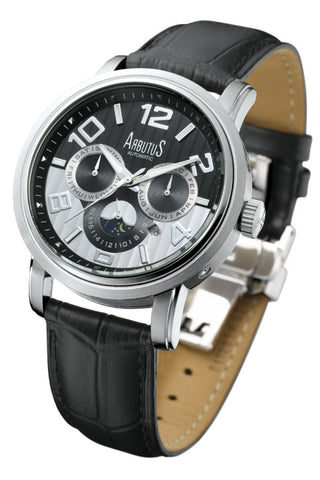 Arbutus Love Peter AR515SBB Watch (New with Tags)