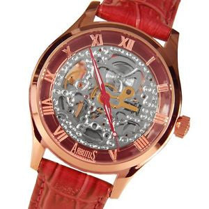 Arbutus New York Soho Automatic AR605RRR Watch (New with Tags)