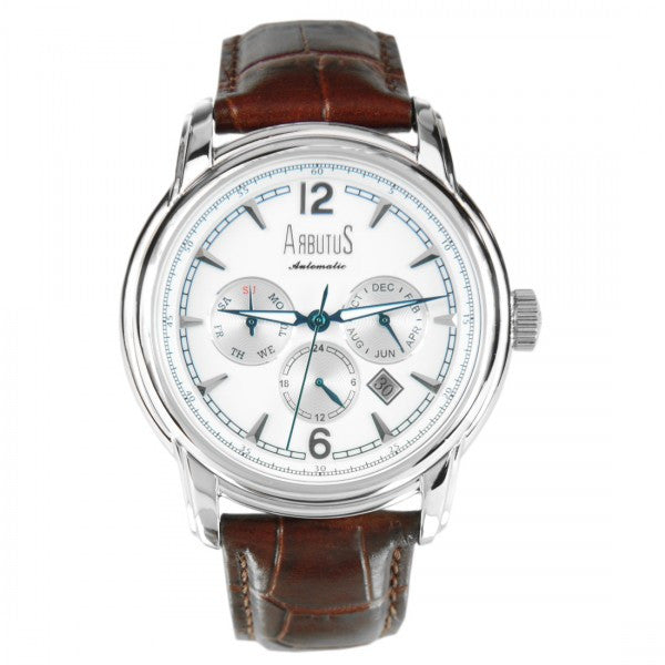 Arbutus New York Park Ave Automatic AR612SWF Watch (New with Tags)