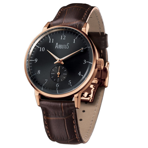 Arbutus Madison Ave Automatic AR804RBF Watch (New with Tags)