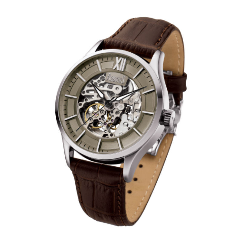 Arbutus Wall Street AR901SFF Watch (New with Tags)