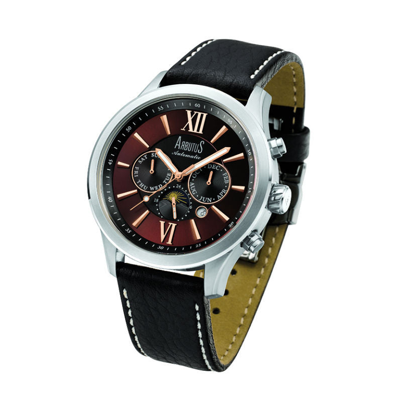 Arbutus AR902TRFB Watch (New with Tags)