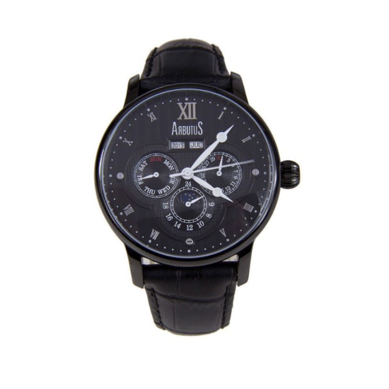 Arbutus AR905BBB Watch (New with Tags)