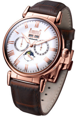 Arbutus Tourbillon AR-TB-06-RFF Watch (New with Tags)