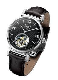 Arbutus Tourbillon AR-TB-06-SBB Watch (New with Tags)