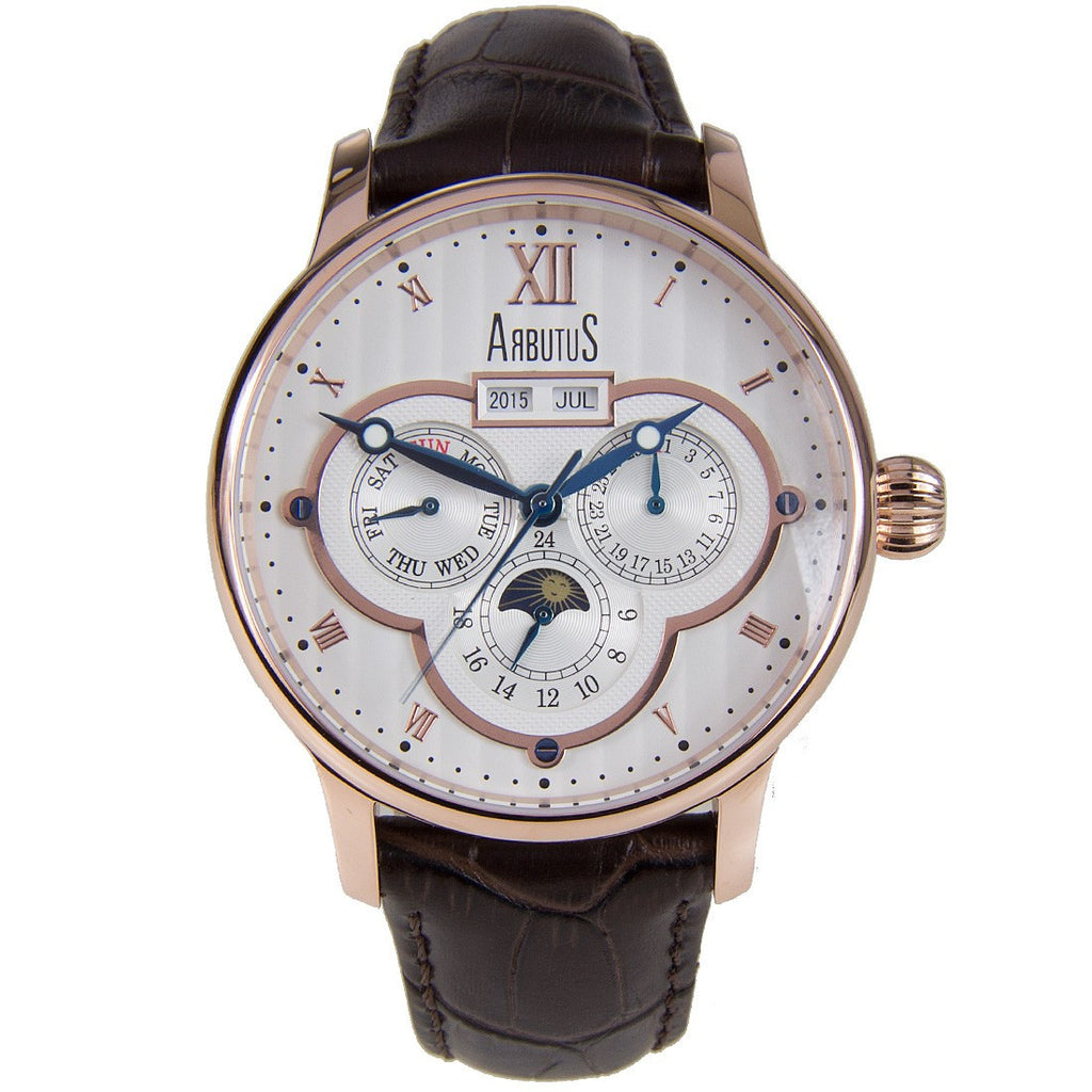 Arbutus Dress AR905RWF Watch (New with Tags)