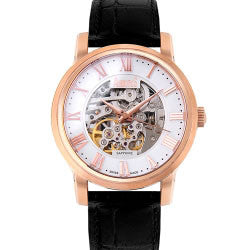 Arbutus Park Ave Automatic AS12501RWB Watch (New with Tags)
