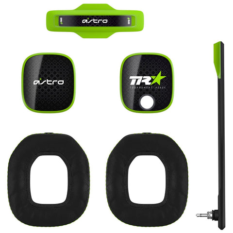 Astro A40 TR Mod Kit Ear Cushions (Green)
