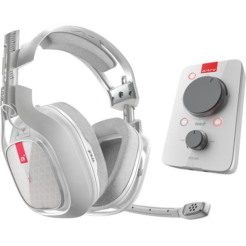 Astro A40 TR Gaming Headset and MixAmp Pro XB1/PC/Mac (White)