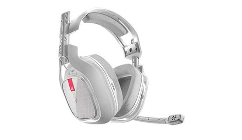 Astro A40 TR Gaming Headset for PC (White)