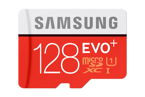 Samsung T-Flash Evo Plus 128GB MicroSDHC Class 10 (MB-MC128DA/EU) Memory Card
