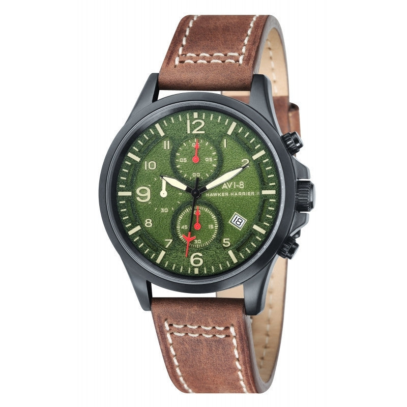 AVI-8 Hawker Harrier II AV-4001-04 Watch (New with Tags)