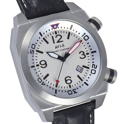 AVI-8 Hawker Harrier II  AV-4005-01 Watch (New with Tags)