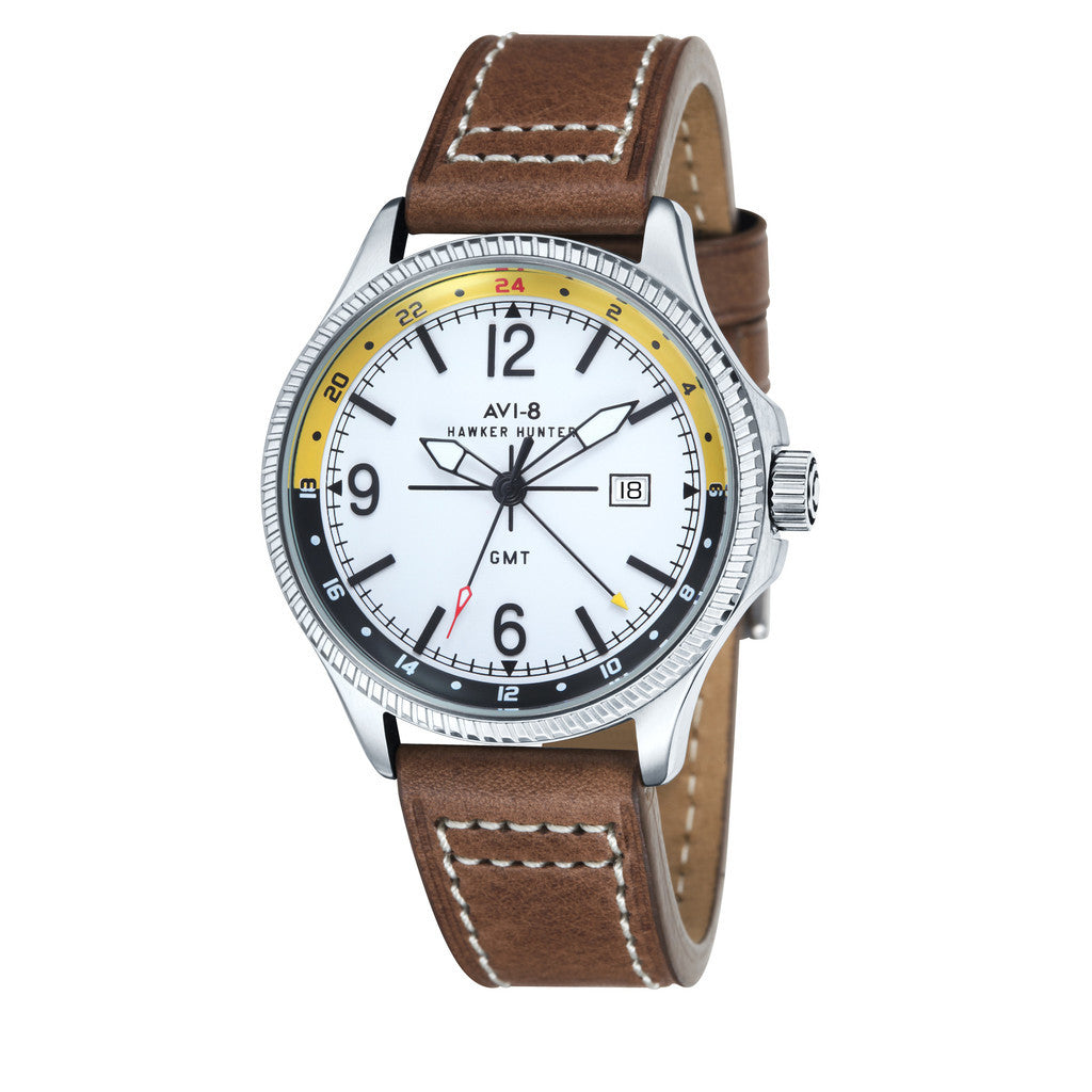 AVI-8 Hawker Hunter  AV-4007-01 Watch (New with Tags)