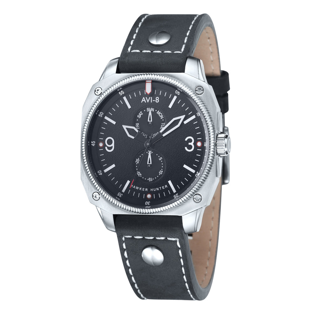 AVI-8 Hawker Hunter  AV-4010-02 Watch (New with Tags)