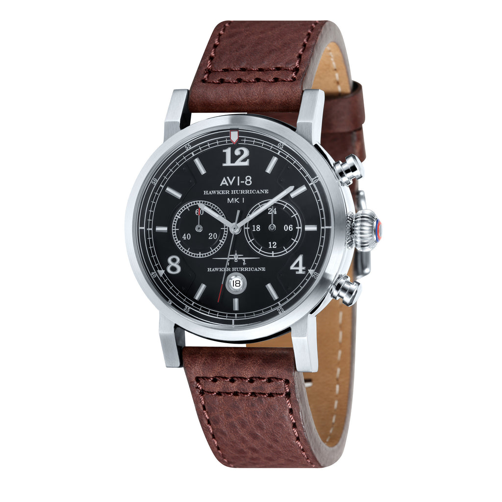 AVI-8 Hawker Hurricane  AV-4015-02 Watch (New with Tags)