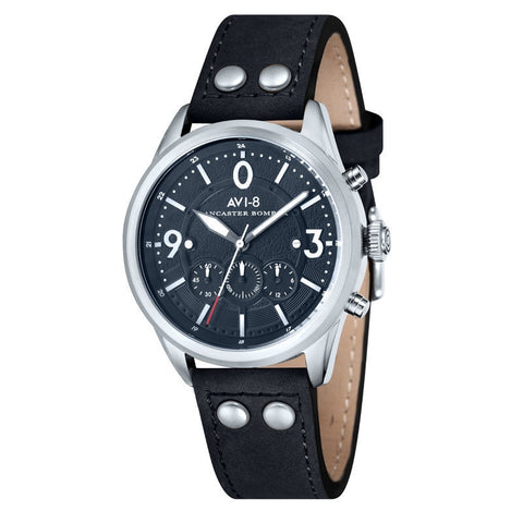 AVI-8 Lancaster Bomber AV-4024-03 Watch (New with Tags)