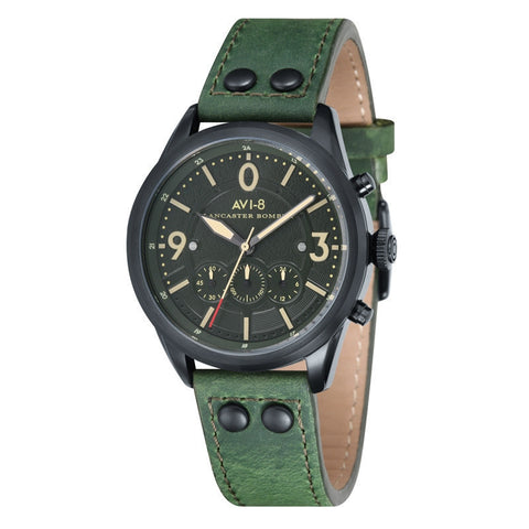 AVI-8 Lancaster Bomber AV-4024-04 Watch (New with Tags)