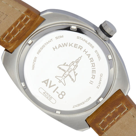 AVI-8 Hawker Harrier II AV-4026-02 Watch (New with Tags)