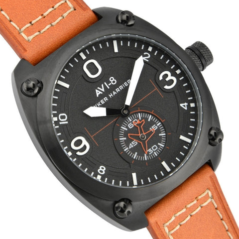 AVI-8 Hawker Harrier II AV-4026-05 Watch (New with Tags)