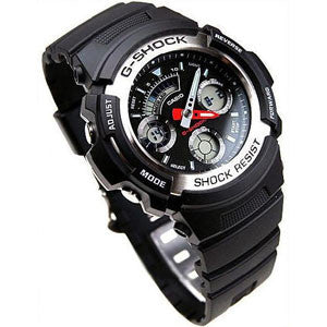 Casio G-Shock Standard Analog Digital AW-590-1A Watch (New with Tags)