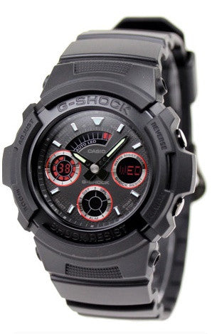 Casio G-Shock Standard Analog Digital AW-591ML-1ADR Watch (New with Tags)