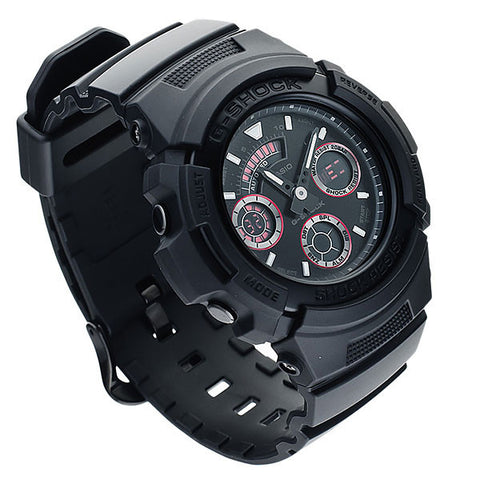 Casio G-Shock Standard Analog Digital AW-591ML-1A Watch (New with Tags)
