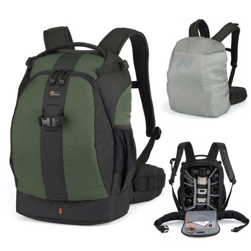 Lowepro Flipside 400 AW Backpacks (Pine Green)