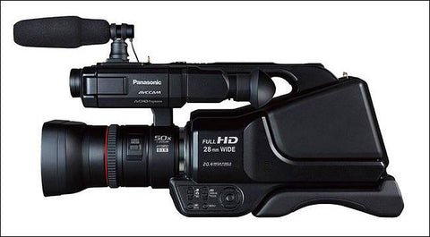 Panasonic HC-MDH2 Black (PAL) Full HD Video Cameras and Camcorders