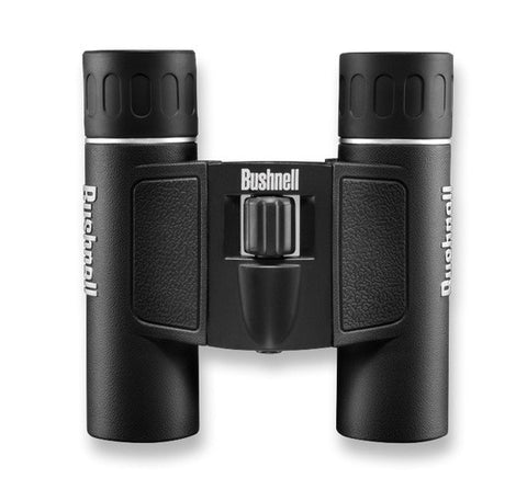 Bushnell Powerview Roof Prisms 10 x 25mm Black Binoculars 132516